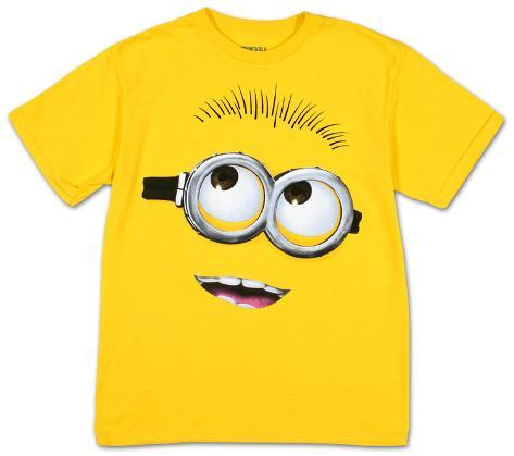 Teen: Ich - Einfach Unverbesserlich 2 - Großer Kopf T-Shirt für Kinder