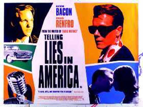Telling Lies In America Originalposter
