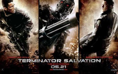 Terminator Salvation Neuheit