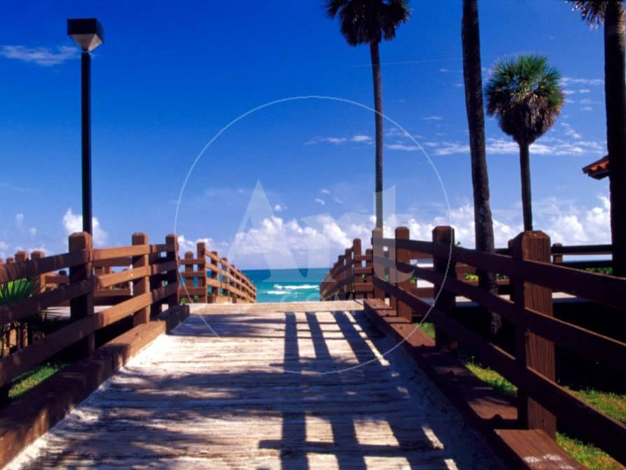 Boardwalk South Beach Miami Florida Usa Fotoprint Van Terry Eggers Bij Allposters Nl