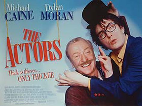 The Actors Originalposter