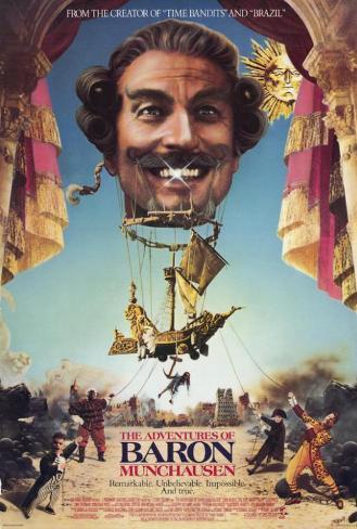 The Adventures of Baron Munchausen Neuheit