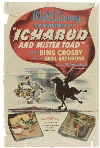 The Adventures of Ichabod and Mr. Toad Neuheit