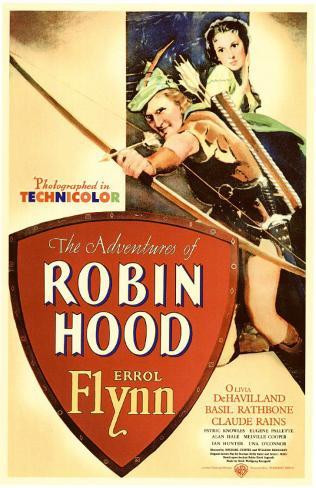 The Adventures of Robin Hood Neuheit