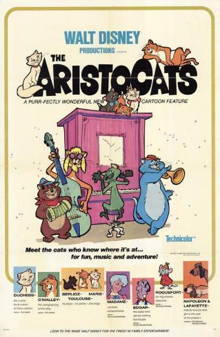 The Aristocats Neuheit