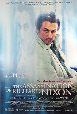 The Assassination Of Richard Nixon Originalposter