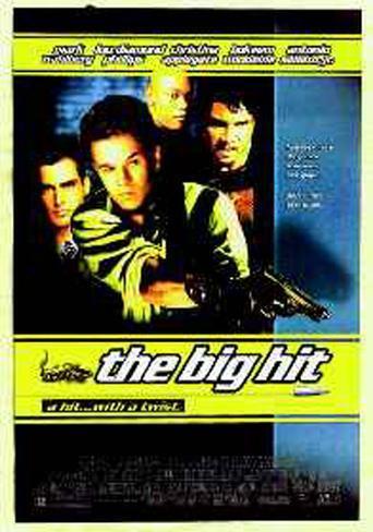 The Big Hit Originalposter