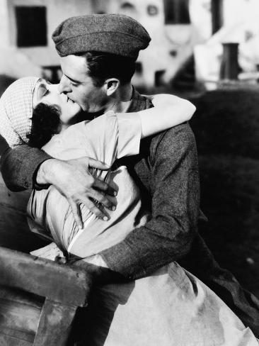 The Big Parade, Renee Adoree, John Gilbert, 1925 Foto