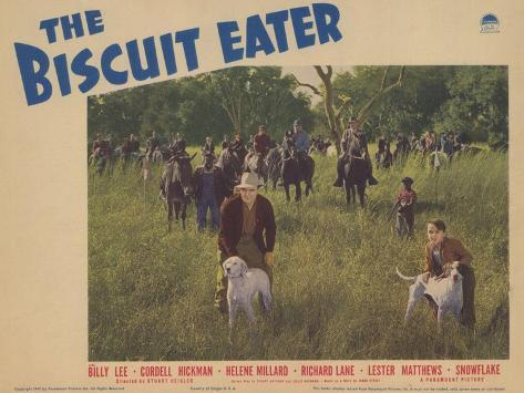 The Biscuit Eater, 1940 Giclée-Premiumdruck