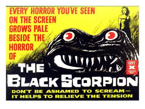The Black Scorpion, Mara Corday, 1957 Foto