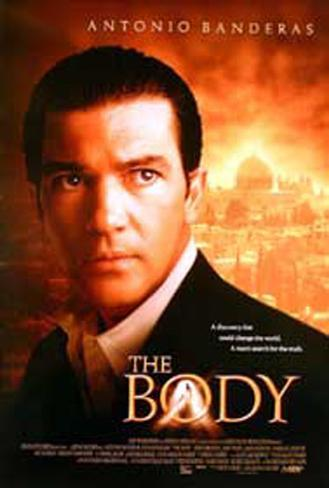 The Body Originalposter