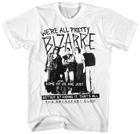 The Breakfast Club- All Pretty Bizarre T-Shirt