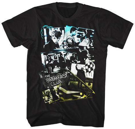 The Breakfast Club- Classic Scenes T-Shirt
