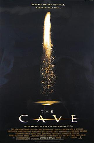 The Cave Originalposter