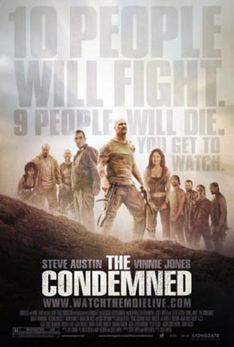 The Condemned Originalposter