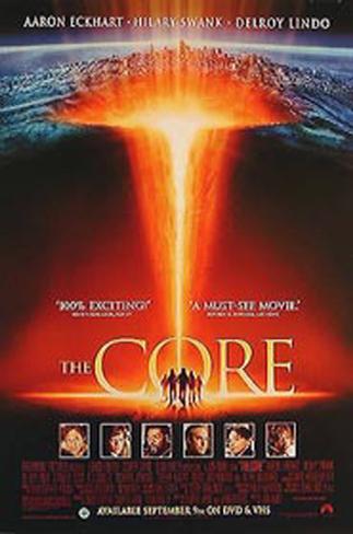 The Core Originalposter
