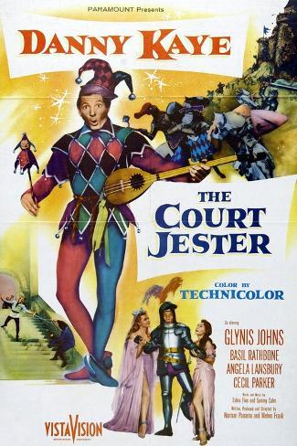 The Court Jester, 1955, Directed by Melvin Frank, Norman Panama Giclée-Druck