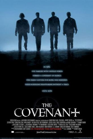 The Covenant Doppelseitiges Poster