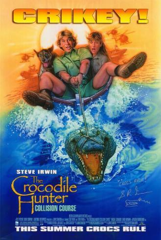 The Crocodile Hunter: Collision Course Neuheit