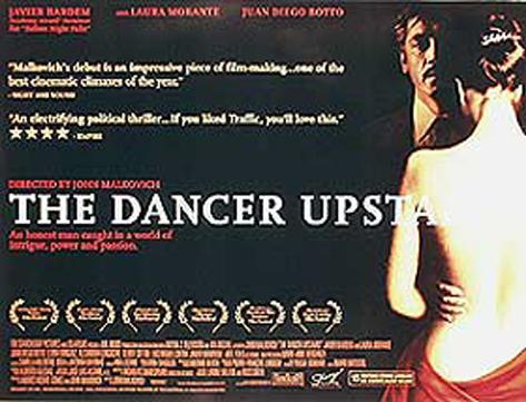 The Dancer Upstairs Originalposter
