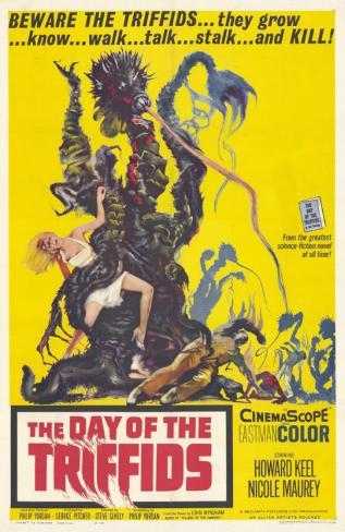 The Day of the Triffids Neuheit