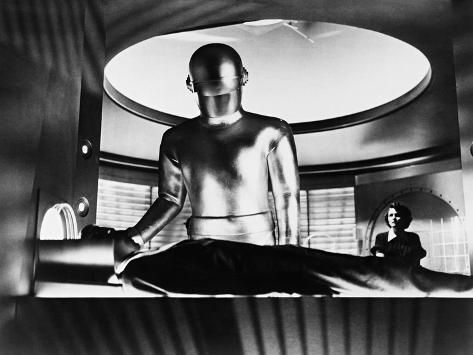 The Day the Earth Stood Still 1951 Fotografie-Druck