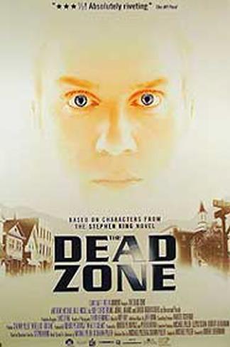 The Dead Zone Originalposter