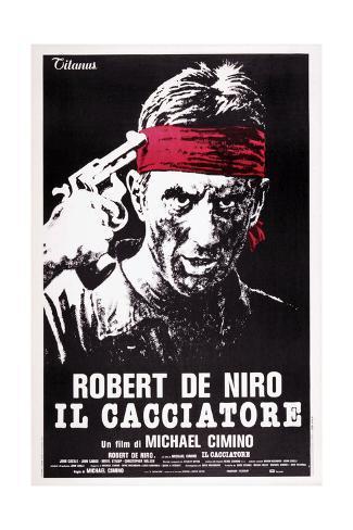 The Deer Hunter, (aka Il Cacciatore), Robert De Niro, 1978 Giclée-Druck