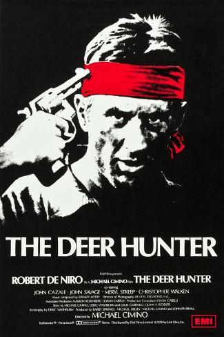 The Deer Hunter, Robert DeNiro, 1978, (c) Universal Pictures / Courtesy: Everett Collection Kunstdruck