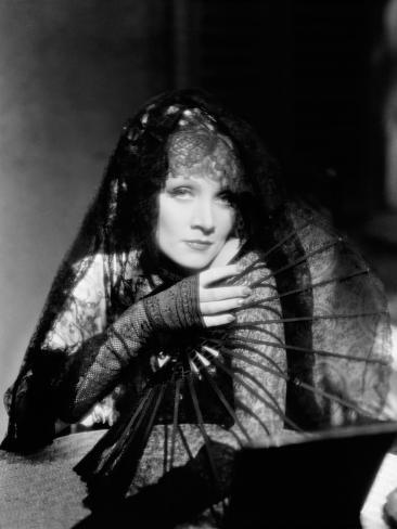 The Devil Is a Woman, 1935 Fotografie-Druck