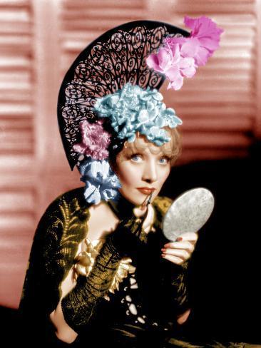 THE DEVIL IS A WOMAN, Marlene Dietrich, 1935 Foto