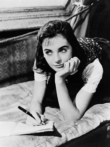 The Diary of Anne Frank, 1959 Fotografie-Druck
