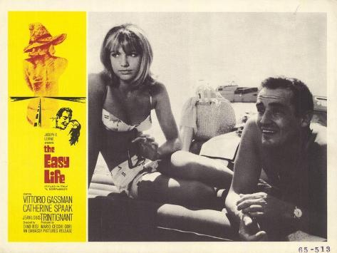 The Easy Life, 1965 Kunstdruck