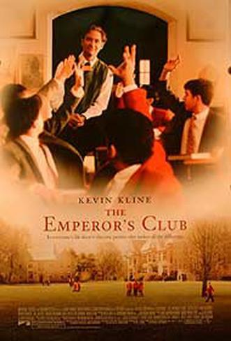 The Emperor's Club Doppelseitiges Poster