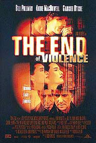 The End Of Violence Originalposter