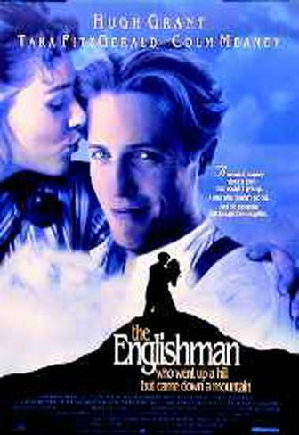 The Englishman Who Went Up A Hill Originalposter