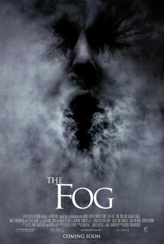 The Fog Doppelseitiges Poster