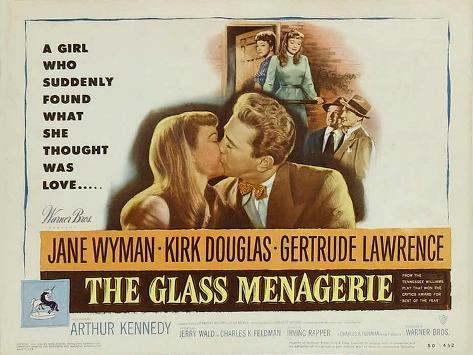 The Glass Menagerie, 1950 Kunstdruck