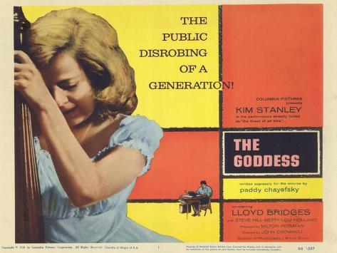The Goddess, 1958 Kunstdruck