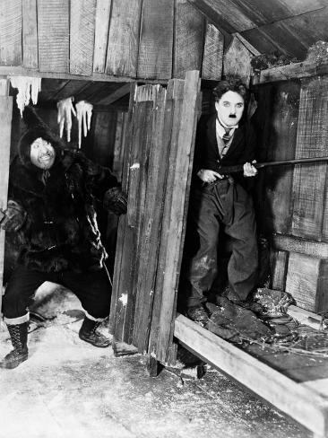 The Gold Rush, 1925 Fotografie-Druck