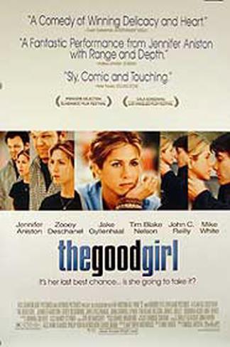 The Good Girl Originalposter