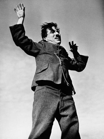 The Great Dictator, 1940 Fotografie-Druck