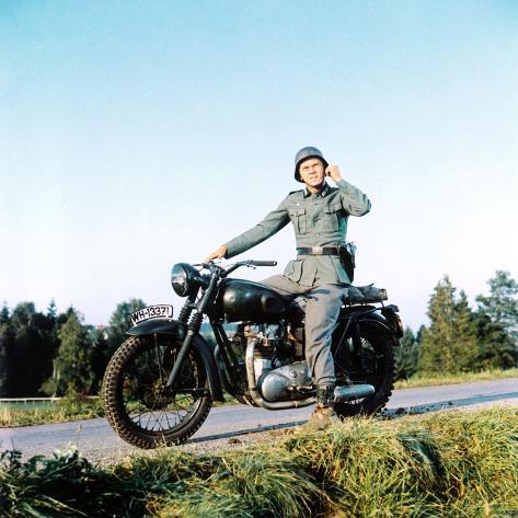 The Great Escape, Steve Mcqueen, 1963 Foto