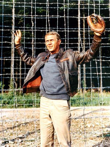 The Great Escape, Steve McQueen, 1966 Foto