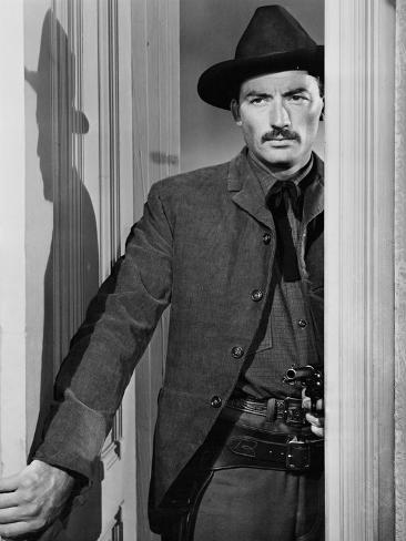 The Gunfighter, 1950 Fotografie-Druck