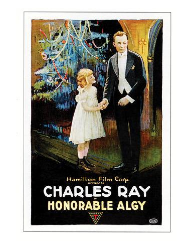 The Honorable Algy - 1916 Giclée-Druck