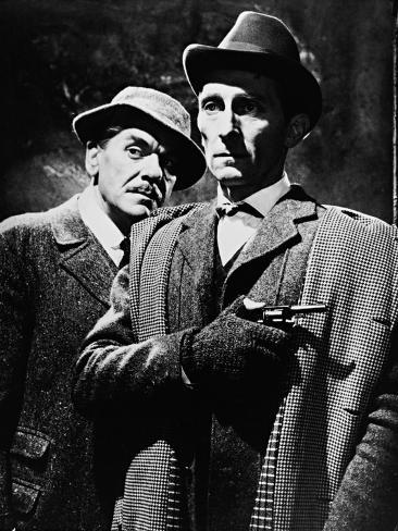 The Hound of the Baskervilles, 1959 Fotografie-Druck