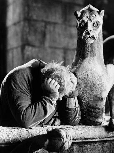 The Hunchback of Notre Dame, 1939 Fotografie-Druck