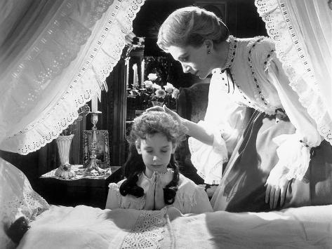 The Innocents, Pamela Franklin, Deborah Kerr, 1961 Foto