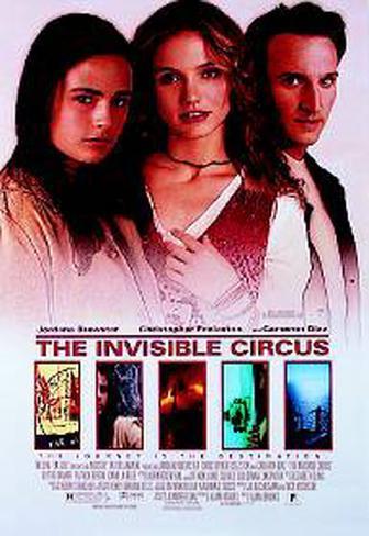 The Invisible Circus Originalposter